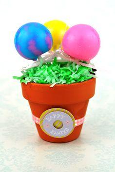 Magic Jelly Beans & the Lollipop garden Pudding Treats.