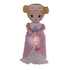 Mooshka bedtime doll that lights up and sings @ target