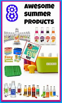 8 Awesome Summer Fun Products