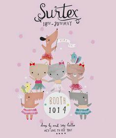 print & pattern: SURTEX 2014 - paper & cloth