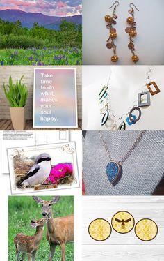 Sweet Summer by Joanna Haraczka on Etsy--Pinned with TreasuryPin.com