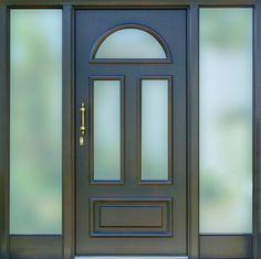 O naszych drzwiach Doors, Home Decor, Modern Front Door, Windows, Door Entry, Classic, Decoration Home, Room Decor, Home Interior Design