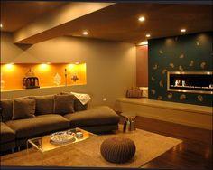 BASEMENT INTERIOR - basement interior - Interior Design