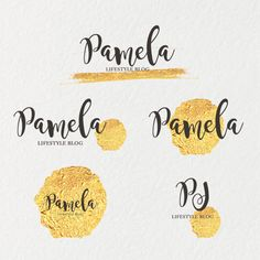 An inexpensive way to create a cohesive store, spreading harmony throughout. With this romantic and elegant floral watercolor badge logo, making it absolutely unique and gorgeous. This logo is perfect for boutiques, events business , floral shops , photographers or any small business looking for a beautiful and fresh identity.  You bought one of my Branding Kits and need a matching with the logo design? Or you already have a Branding Kit and just need a Premade Logo? Youve come to the right…