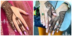 50+ simple mehndi design ideas to save for weddings and