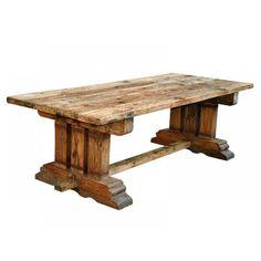 LV1 regies antik ujrahasznositott fa asztal etkezo borozo borospince butor asztalos tervezes gyartas bor rusztikus.jpg (1000×1000)