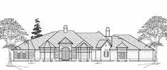 Luxury Style House Plan