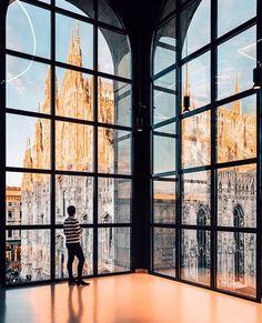 """23.4 χιλ. """"Μου αρέσει!"""", 147 σχόλια - ITALIA 🇮🇹 (@ig_italia) στο Instagram: """"📷 @framboisejam 📍Milano ⠀ Inaugurato il 6 dicembre 2010, il Museo del Novecento è una struttura di…"""""""