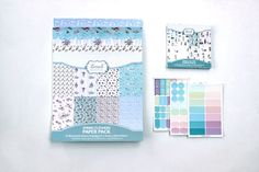 Paper goods set  Creative pack gift pack gift for her by Limick