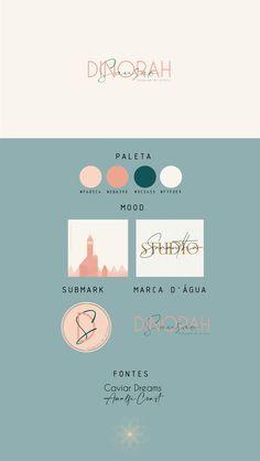 Branding, Deco, Digital Marketing, Logo Design, Chart, Visual Identity, Colors, Pallets, Logos