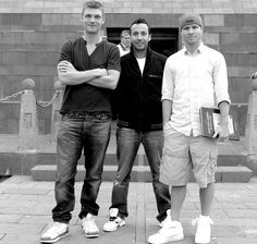 Nick, Howie and Brian