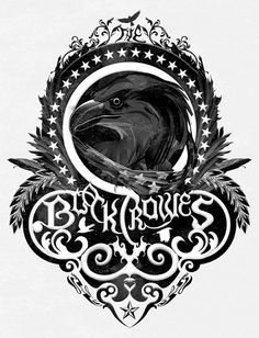 Black Crowes merchandise Artwork and design © McFaul Studio Illustrations for Black Crowes 2009 apparel range. Rock Posters, Concert Posters, Music Posters, Classy Tattoos For Women, The Black Crowes, Music Pictures, Art Music, Art World, Picture Photo