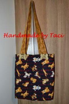 Handmade by Taci: Bolsa animal by Taci