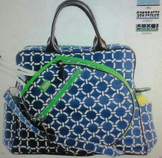 Fabulous tennis bag!  Coming soon