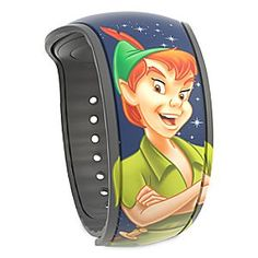 Everything you need to know about this amazing Disney Peter Pan MagicBand 2 Magic Band 2, Disney Magic Bands, Disney World Resorts, Walt Disney World, Disney Trips, Disney Parks, Peter Pan Disney, Disney Home, Disney Junior