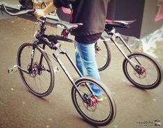 MC2 Transforming bike // Engineers from Singapore pour their creative energies…