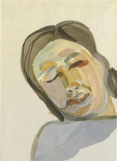 Lucian Freud - Head of a Child - 1961