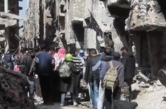 POR: Goal Casi 3.500 palestinos han sido asesinados en Siria desde el comienzo…