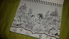 Boy meets Mermaid sketch
