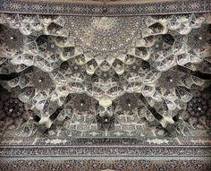 Ceiling designs from the Atlas Mountains