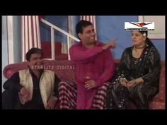 Best Of Nasir Chinyoti And Amanat Chan Stage Drama Full Comedy Clip desi...