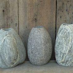 Stone Vase, Natural Stone Vase