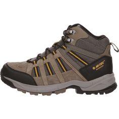 Hi-Tec Men's Galveston Waterproof Mid Hiking Boots (Beige Or Khaki, Size 8) - Men's Outdoor at Academy Sports