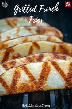 Grilled French Fries are a fantastic side dish to make at your next cookout. Perfect with steaks, burgers and chicken. Easy To Make Dinners, Quick Dinner Recipes, Side Dish Recipes, Quick Meals, Healthy Appetizers, Appetizer Recipes, Dinner With Ground Beef, Best Side Dishes, Fried Potatoes