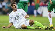 Mario Gomez will decide Wolfsburg future at the end of the season