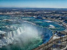 Niagra Falls Canada U S A