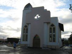 Igreja de N. Sra. do Rosário-Itaberaba_Brasil