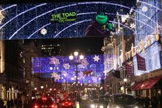 To get into the mood, click through for some stunning images of twinkling Christmas lights around the world over the years. Christmas Images, Christmas Lights, Story Of The World, Birth Of Jesus, Christmas Traditions, Over The Years, Happy Holidays, Around The Worlds, Street