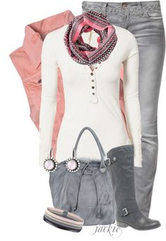 """FWF Denim Vest"" by jackie22 ❤ liked on Polyvore"