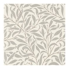 Morris & Co Pure Willow Bough Wallpaper (€76) ❤ liked on Polyvore featuring home, home decor, wallpaper, william morris wallpaper, glitter wallpaper, william morris, metallic wallpaper and pattern wallpaper