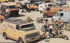 Vans of the 70's