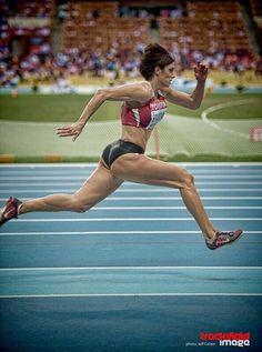 Ivana Spanovic-World champion ship Action Pose Reference, Human Poses Reference, Body Reference, Action Poses, Anatomy Reference, Photo Reference, Running Pose, Foto Sport, Long Jump