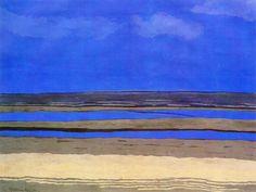 Seascape Léon Spilliaert - 1925