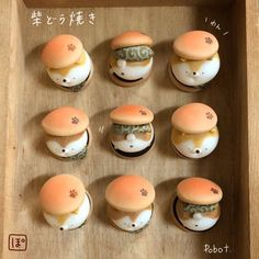 Cute Snacks, Cute Desserts, Dessert Recipes, Japanese Sweets, Japanese Food, Healthy And Unhealthy Food, Cute Food Drawings, Cafe Food, Macaron