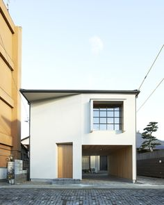 ELEPHANT design Elephant Design, Japanese House, Prefab, Minimal Design, Facade, Minimalism, In This Moment, Mansions, Architecture