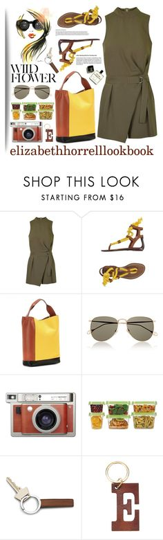 """""""My Wardrobe Adventures!"""" by elizabethhorrell ❤ liked on Polyvore featuring Topshop, Sergio Rossi, Marni, Gucci, Lomography, OXO, Georg Jensen and LINA MEIER STUDIO"""