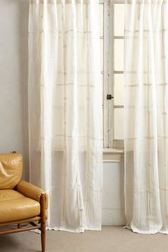 Moon Shadow Curtain - anthropologie.com