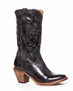 Luccese Women's Stella Boot - Black  Beautiful!
