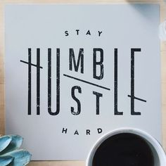 Did you know that humble people cope with anxiety better, have higher self-control, and are more helpful then their over-confident counterparts? When you combine your hustle with humility you make it easy for your audience to love you, respect you, and want to learn more from you. ⇟⇟⇟ TAG a humble friend!