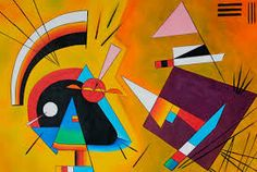 Image result for arte abstracto kandinsky