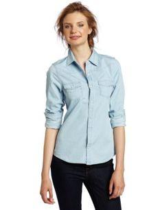 Joe's Jeans Women's Sexy Braided Western Shirt --- http://www.pinterest.com.yolo.bz/30p