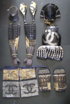chanel armour