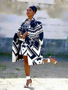 West African Prints in Fashion.(urban) More