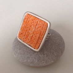 Knit ring