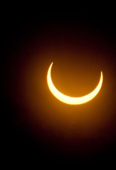 Eclipse over El Paso, TX
