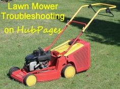 Having trouble starting your mower after winter? Checkout this fault-finding guide
